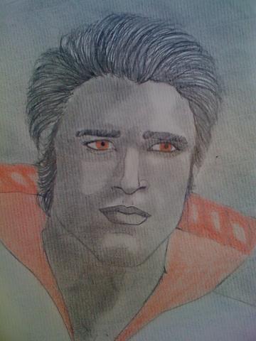Robert Pattinson by mag.